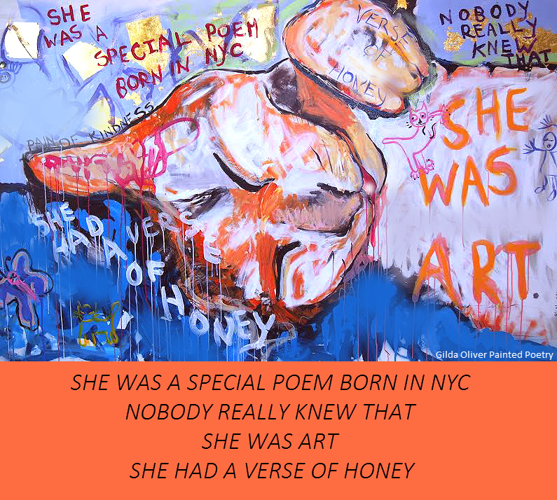 Verse-of-Honey - Gilda Oliver Painted Poetry_1