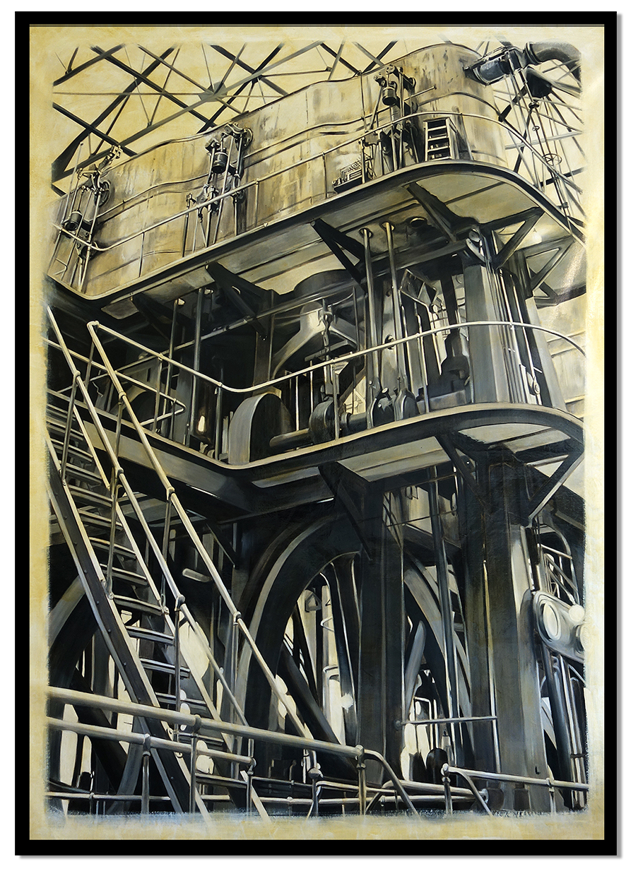 """""""Steampunk"""" by Allan Gorman. This picture is courtesy of Allan Gorman"""